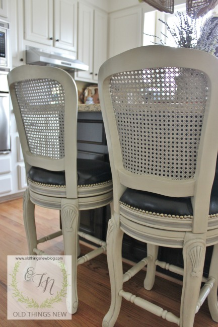 Barstools After - Old Things New – New Or Old? French Country Bar Stools - French Country Bar Stools Home Hold Design Reference