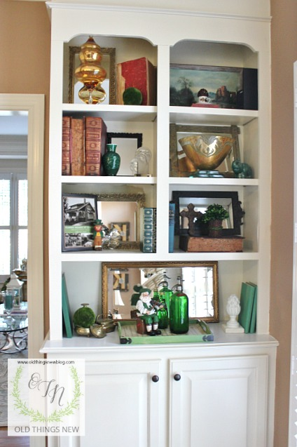 Bookcases Going Green 008