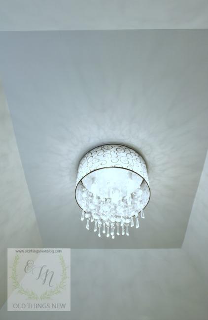 Crystal Bathroom Light Fixture 002
