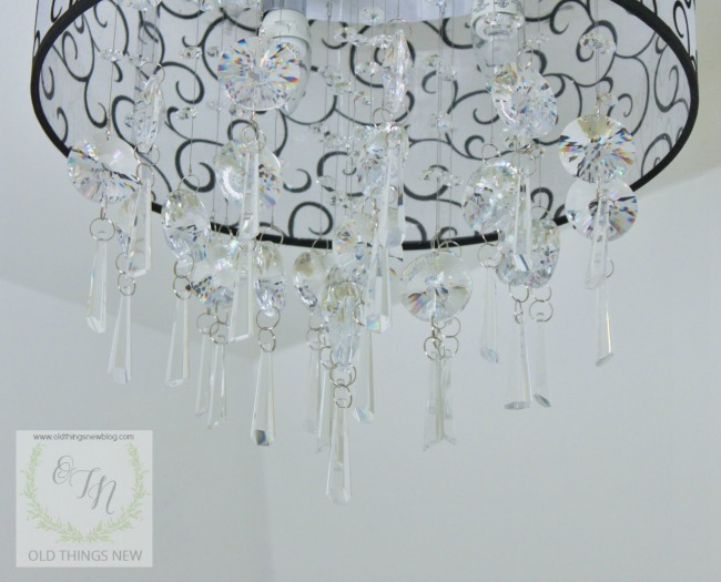 Crystal Bathroom Light Fixture 005