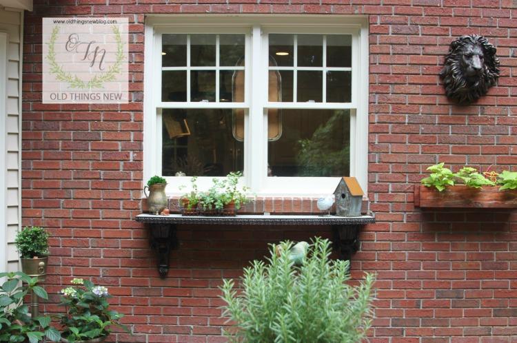 Outdoor Shelf a