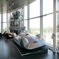 Meilensteine der Rennsportgeschichte im Audi Forum