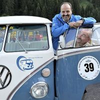 Johann Lafer lässt Fußball-WM für die Silvretta Classic sausen