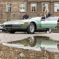 Super Sports Cars der letzten 50 Jahre auf der Essen Motor Show 2017