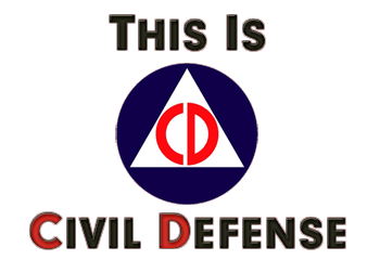 This Is Civil Defense | Historical | Old Time Radio Downloads