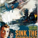 Sink The Bismarck Blu-Ray artwork