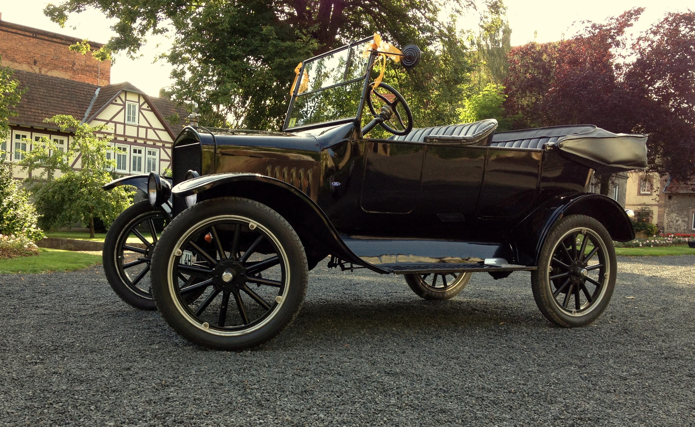 Ford Modell T Cabriolet Oldtimer mieten für Hochzeiten, Geburtstage und Events