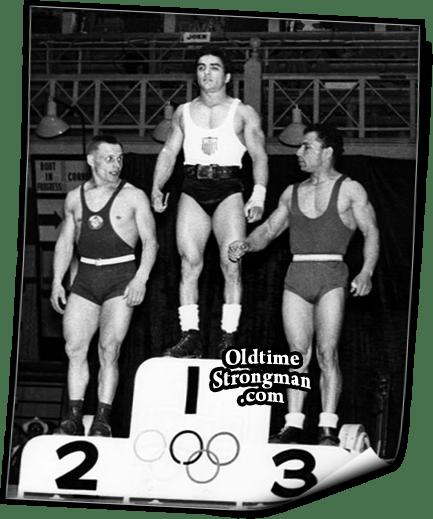 1956 Olympics Batamweights