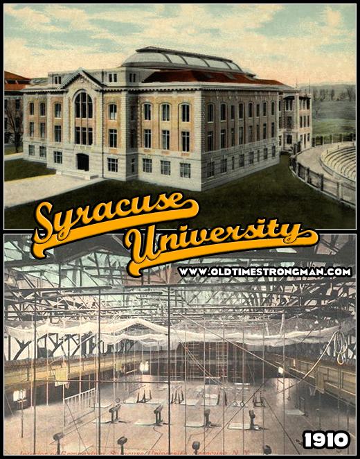 Archbold Gymnasium, Syracuse University