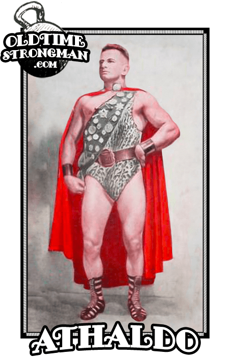 Don Athaldo - Australian Strongman