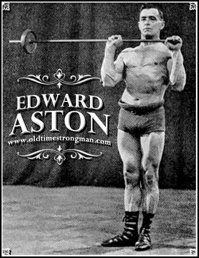Edward Aston Leverage Bar Training
