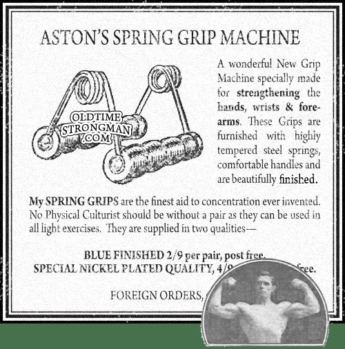 Aston Gripper
