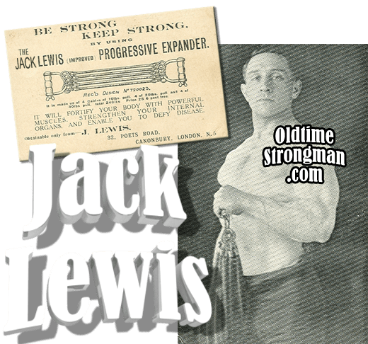 Jack Lewis