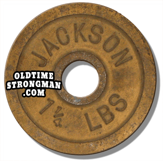 Jackson Barbell Plates