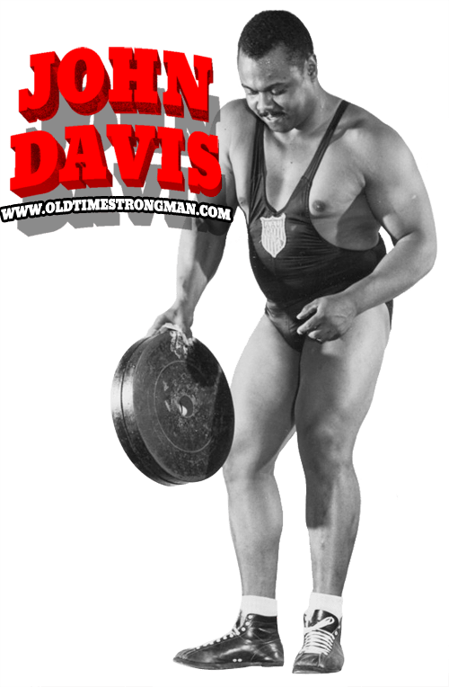 John Davis Pinch Grip