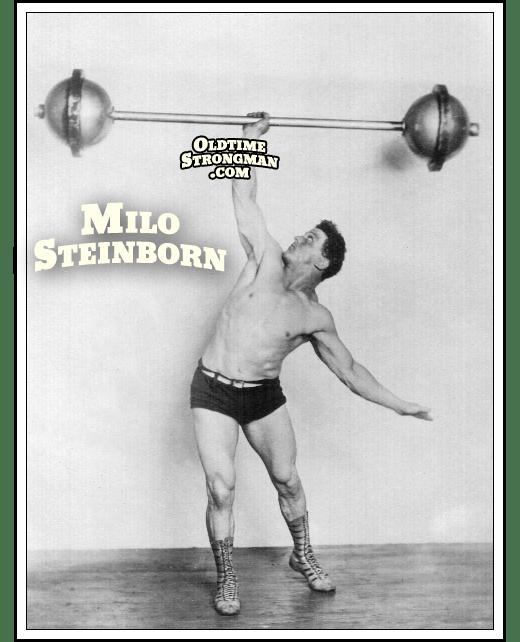 "Henry ""Milo"" Steinborn"