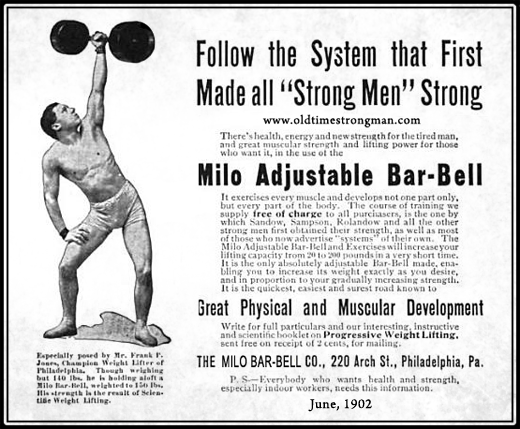 The Milo Barbell Company