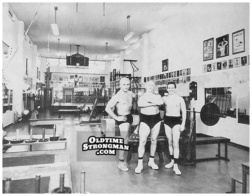 Milo Steinborn's Orange Avenue Gym