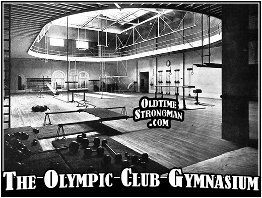 The Olympic Club Gymnasium