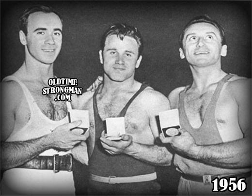 1956 Archives Www Oldtimestrongman Com