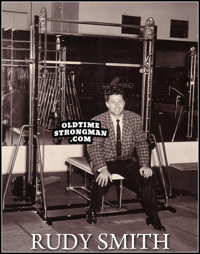 Rudy Smith and the Smith Machine