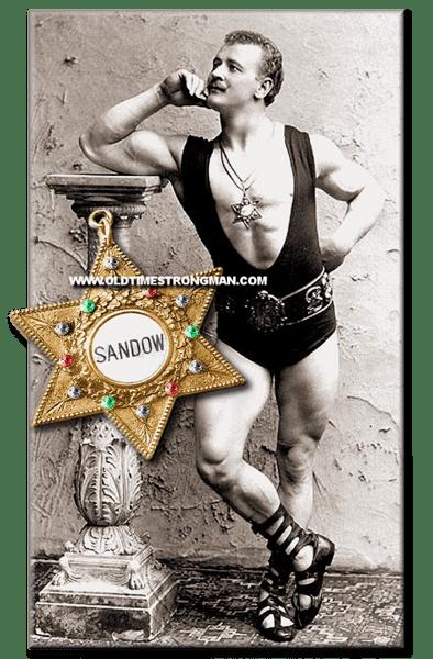 Sandow's Medal