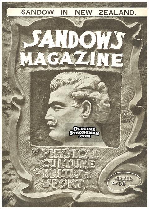 Sandow's Magazine