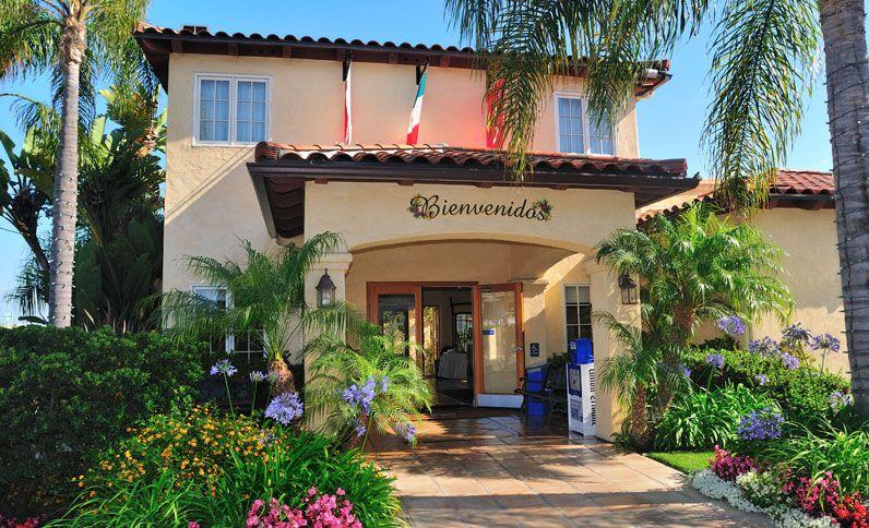 Old Town Inn in San Diego, California