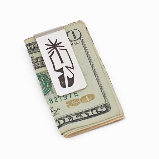 Navajo Men's Money Clip