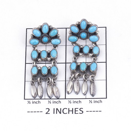 Navajo Ladies' Dangle Earrings