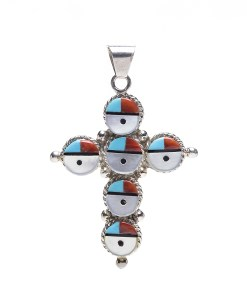 Zuni Ladies' Pendant
