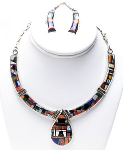 Navajo Ladies' Necklace Set