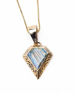 Gold & Opal Ladies' Necklace