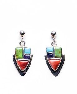 Ladies' Keepsake Arrowhead Earrings