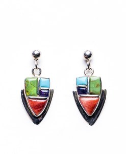 Ladies' Keepsake Arrowhead Earrings