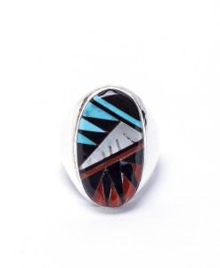 Zuni Ladies' Ring