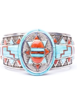 Navajo Ladies' Cuff Barcelet