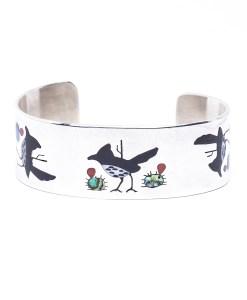 Zuni Ladies' Bracelet