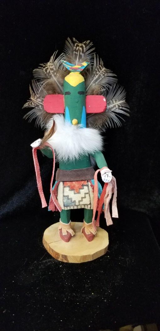 Navajo R.W. HUMMINGBIRD Kachina