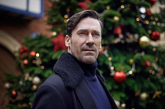 BLACK MIRROR, Jon Hamm, 'White Christmas', (Season 3, ep. 301, aired Dec. 16, 2014). photo: Hal