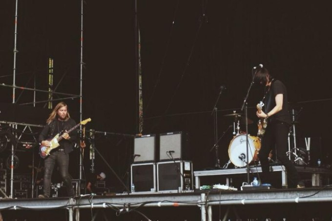 Band of Skulls en Dcode Festival 2014. Foto: OldTown Magazine