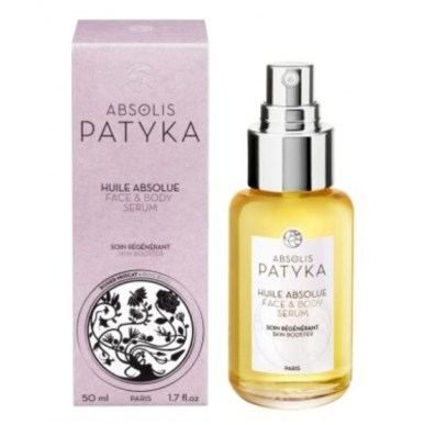 Aceite Absoluto Facial y Corporal 50 ml Patyka PVP 49€