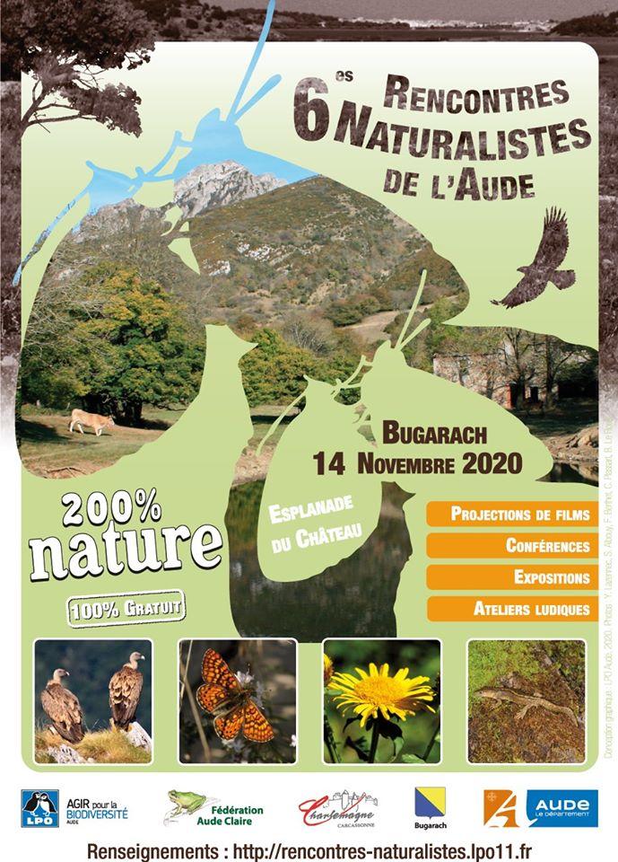 Rencontres Naturalistes de l'Aude