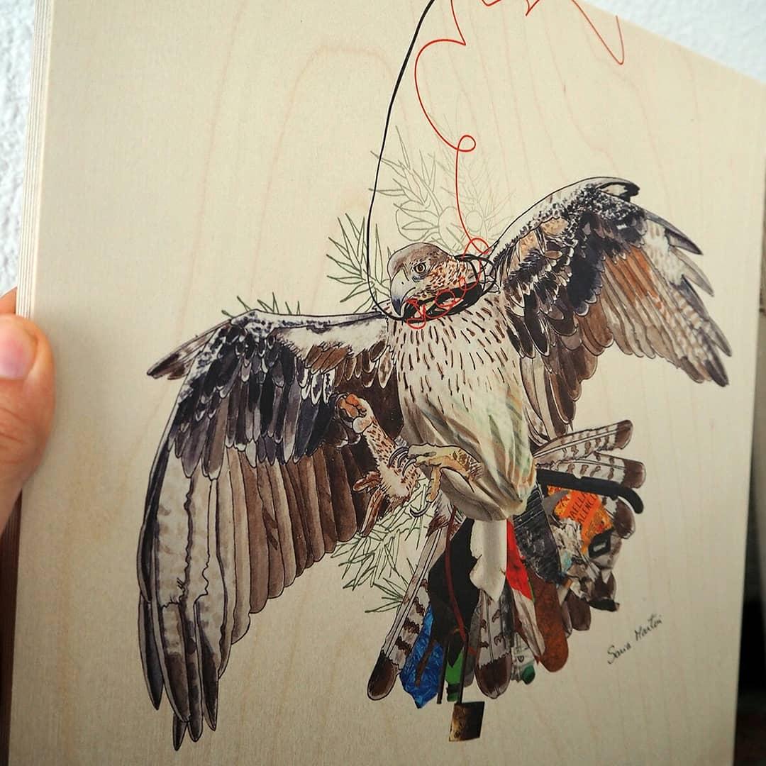 Aigle de Poubelli