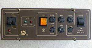 Zig CF9 Charging System