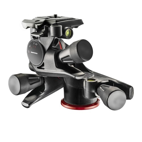 Manfrotto MHXPRO 3WG Geared Tripod Head