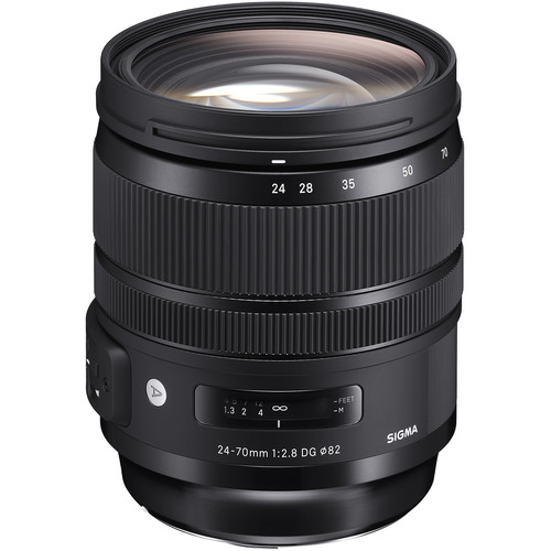 Sigma 24-70mm F2.8 DG OS HSM | Art