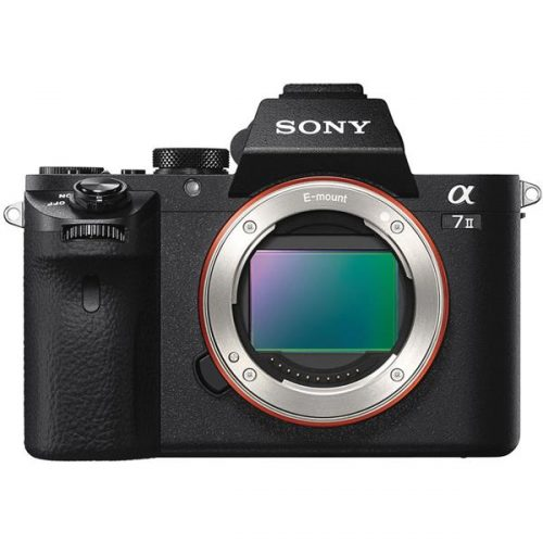 Sony A7 ILCE Mark II