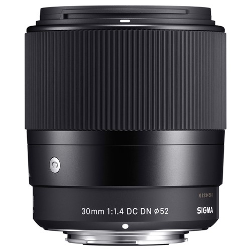 Sigma 30mm F1.4 DC DN | Contemporary