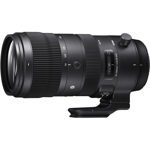 Sigma 70-200mm F2.8 DG OS HSM Sports